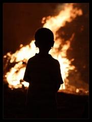 Новости  - В Татарстане при пожаре погиб оставленный дома один 3-летний малыш