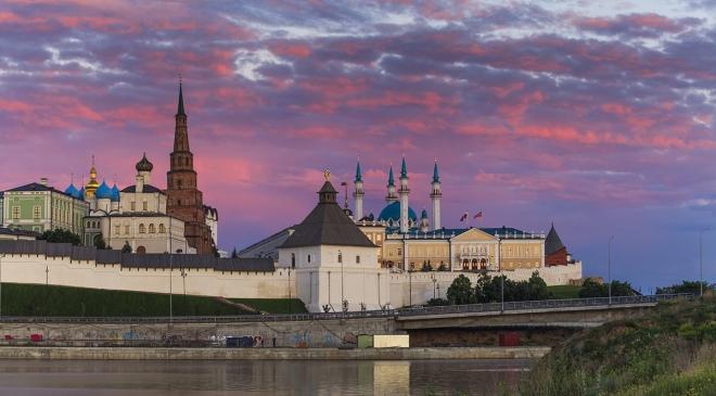 Сегодня воздух в Татарстане прогреется до 28 градусов тепла