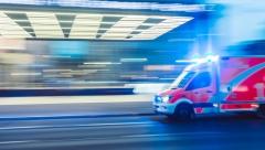 Новости Происшествия - На Проспекте Победы произошло смертельное ДТП