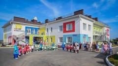 Новости  - Новый детский сад открыли в Балтасинском районе