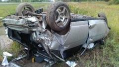 Новости  - Очередное смертельное ДТП: водитель вылетел в кювет