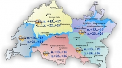 Новости  - 16 мая в республике ожидается облачность с прояснениями