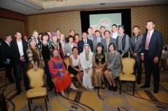 Новости  - Минниханов встретился с татарами США и Канады