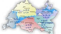 Новости  - Сегодня на дорогах Татарстана ожидаются снежные заносы