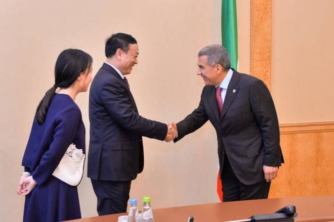 В Казани скоро откроется китайское консульство