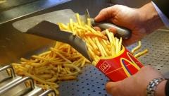 Новости  - В Россию могут перестать привозить картофель фри из США