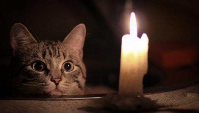 Завтра в нескольких районах не будет электричества