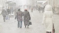 Новости  - Сегодня по Татарстану ожидается мокрый снег и морось