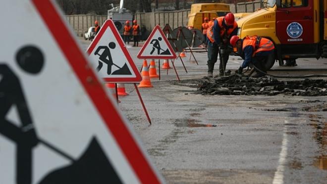 До 30 сентября будет ограничено движение транспорта в Кировском и Московском районах
