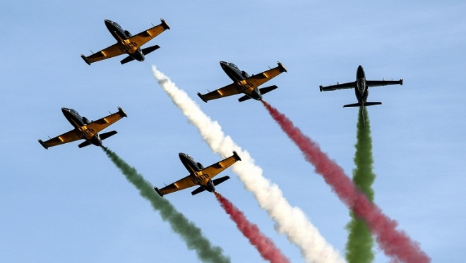 Завтра, 18 августа, в Казани пройдет авиашоу «Явыбираю небо!»