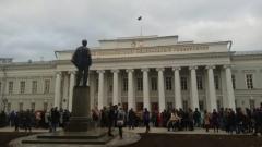 Новости  - В здании бомба: эвакуации по всей Казани случились накануне
