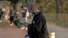 Новости Общество - С понедельника отменяется обязательное ношение масок на улице