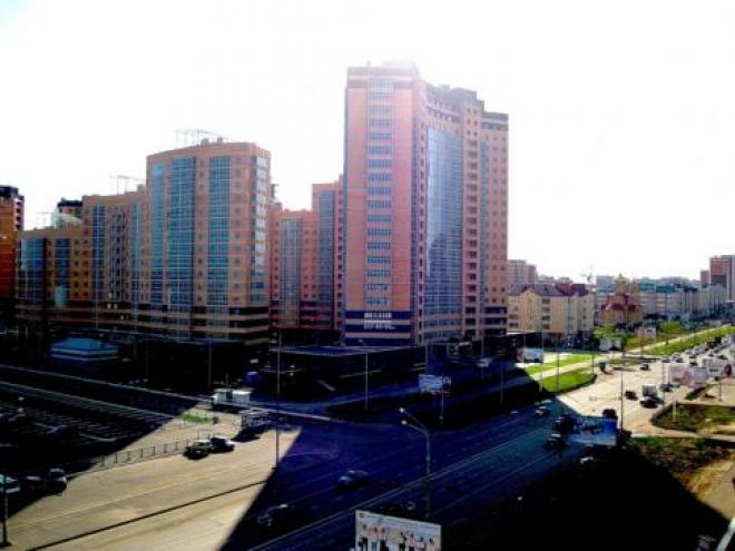 Казань: Закрыли половину улицы Чистопольская