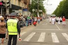 Новости  - Перекрытие дорог для огня Универсиады признали незаконным