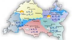 Новости  - Сегодня в Татарстане воздух прогреется до 8 градусов