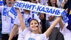 """Новости Спорт - """"Зенит-Казань"""" обыграл китайский """"Шанхай"""""""