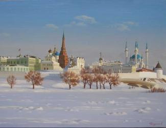 В мэрии Казани рассказали о работе аварийных бригад, центральной елки и туалетов в Новый год