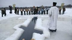 Новости  - В Казани появится 4 купели для купания в праздник Крещения