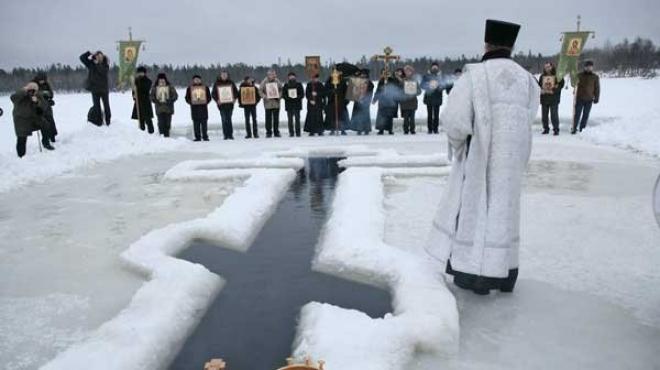 В Казани появится 4 купели для купания в праздник Крещения