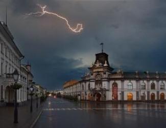 Жители Казани написали петицию с просьбой привести в порядок ливневки