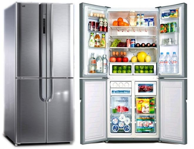 Типы компрессоров в холодильнике