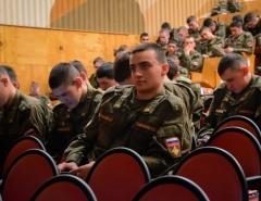 Новости  - Военное училище в Казани получило статус самостоятельности