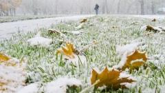 Новости  - Когда в Казани выпадет первый снег знают в КФУ