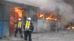 Новости  - В Набережных Челнах сгорел цех завода «Форд Соллерс»