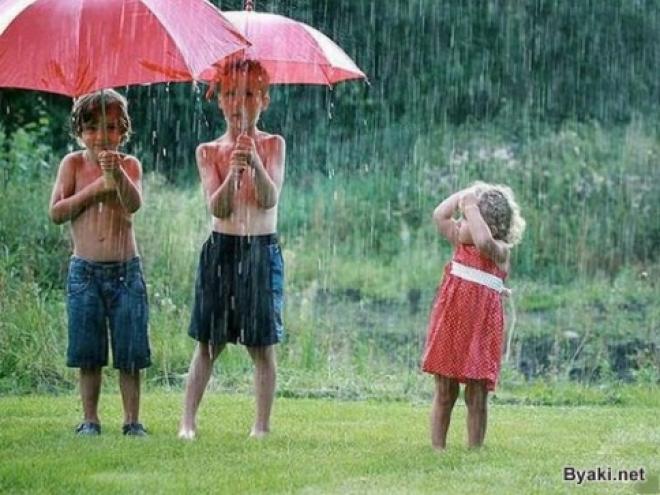 В Казани ожидаются жаркие и дождливые выходные