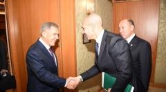 Новости  - В Татарстане может появиться итальянский завод по производству мяса
