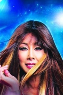 Анита Цой постер