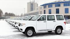 Новости  - Десятки новых автомобилей получили районные больницы Татарстана