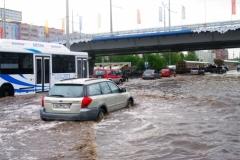 Новости  - Казанские чиновники считают состояние «ливнёвок» нормальным
