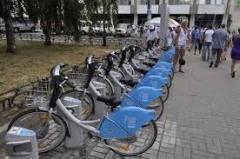 Новости  - 6 велосипедов с символикой Универсиады было украдено из пунктов проката Казани