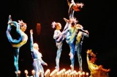 Новости  - Первое уникальное представление Цирка Дю Солей состоялось в Парке Универсиады