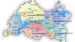 Новости  - Сегодня в Казани ожидается небольшой снег