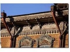 Новости  - В Татарстане решено восстанавливать памятники деревянного зодчества