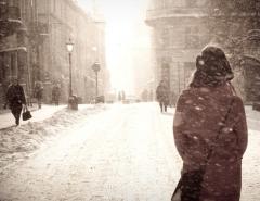 Новости  - 14 февраля в Казани прогнозируют сильную метель