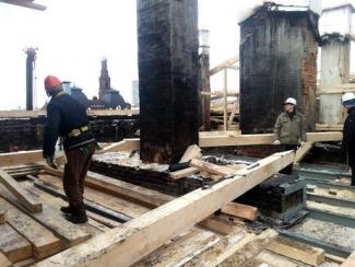 На ремонт пострадавшего от пожара дома на Пушкина выделили 24 млн из бюджета Казани