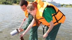 Новости Общество - Качество воды в Казанке соответствует нормам