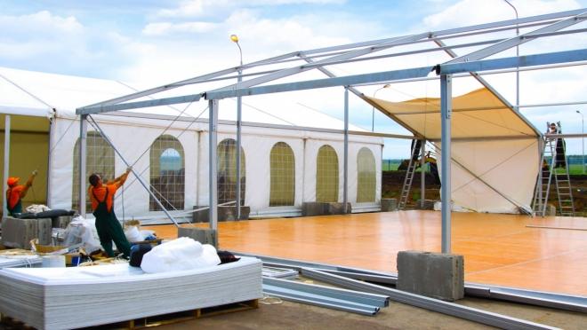 Аренда шатров высокого качества для проведения мероприятий на природе