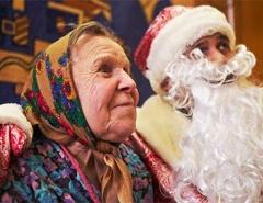 Новости  - В Казани продолжается сбор подарков для домов престарелых