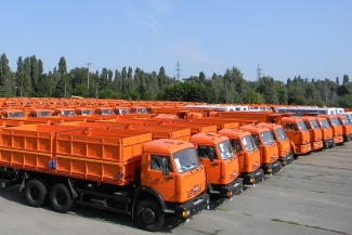 Продажи «КАМАЗа» с начала года упали на 41%