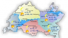 Новости  - Сегодня по Татарстану до +15 градусов