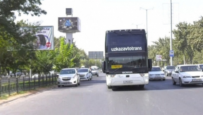 Из столицы Татарстана в Ташкент запустили автобусный рейс