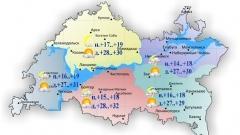 Сегодня по Татарстану преимущественно без осадков