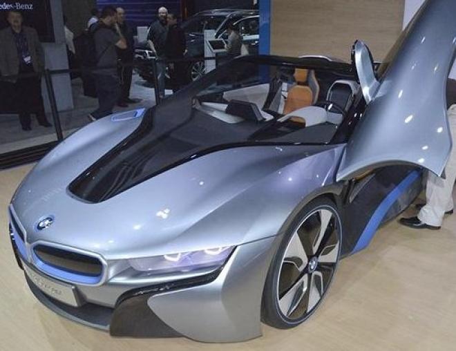 10 лучших автомобилей «Los Angeles Auto Show 2012»
