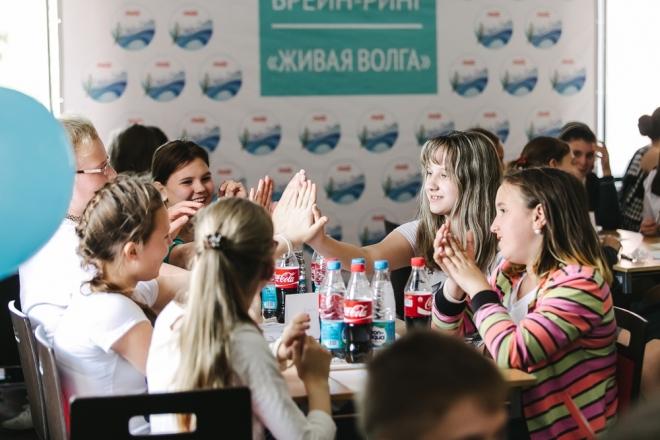 В День Волги в Казани состоялся финал интерактивной игры брейн-ринг «Живая Волга»