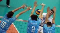 """Новости Спорт - ВК """"Зенит"""" обыграл команду из Нового Уренгоя"""