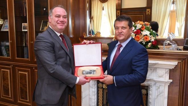 Метшин встретился с Генконсулом Турции